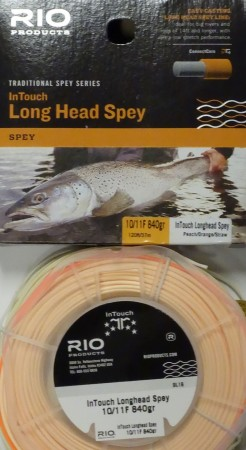 Rio InTouch Long Head Spey 10/11F